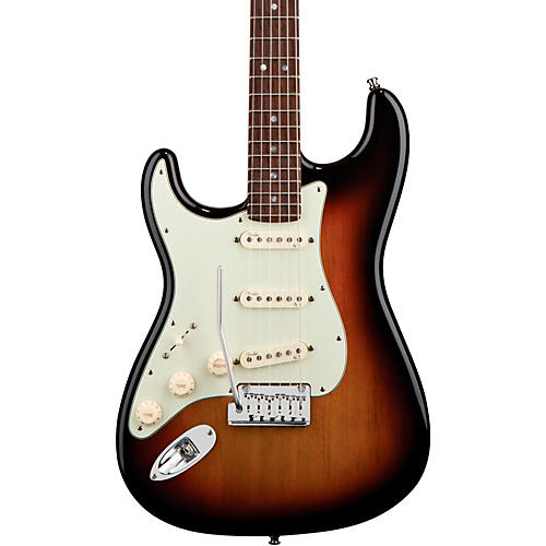 Fender Left-Handed American Deluxe Stratocaster Electric Guitar