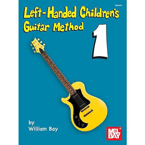 Mel Bay Left-Handed Children's Guitar Method