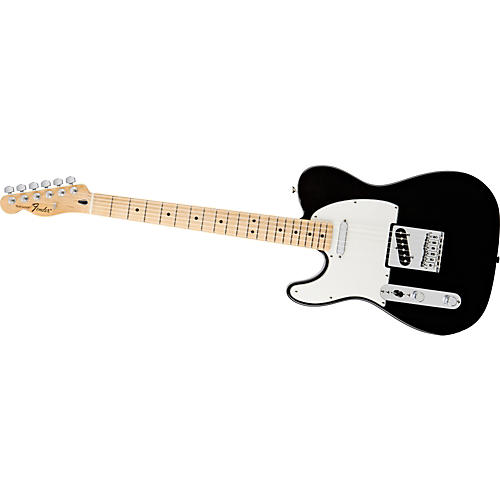 Fender Left-Handed Standard Telecaster Electric Guitar