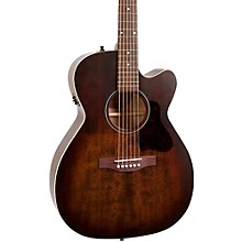 Legacy CW QIT Acoustic-Electric Guitar Bourbon Burst