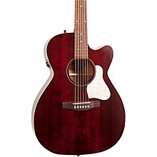 Legacy CW QIT Acoustic-Electric Guitar Tennessee Red