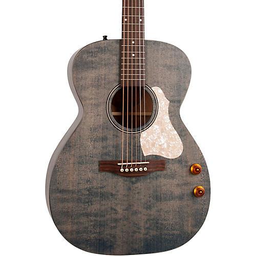 Godin Legacy Denim Blue Q-Discrete Acoustic-Electric Guitar