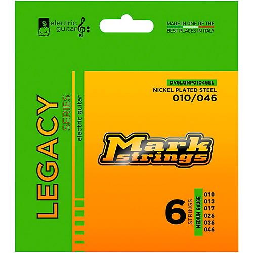 Markbass Legacy Series Nickel Plated Steel Electric Strings (10-46)