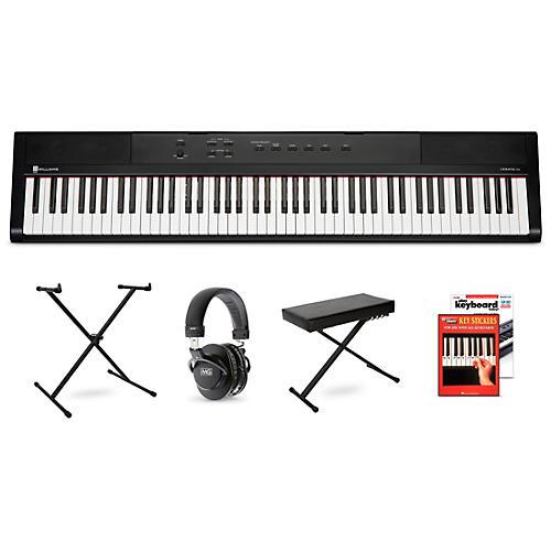 Williams Legato III Keyboard Essentials Package