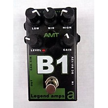 AMT Electronics Legend Amps Series B1 Distortion Effect Pedal