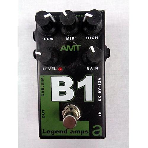 AMT Electronics Legend Amps Series B1 Distortion Effect Pedal
