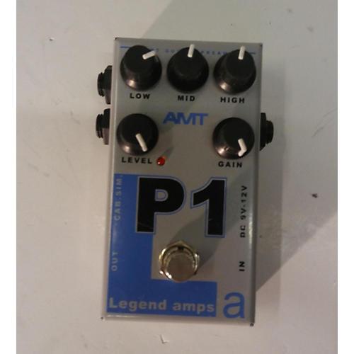 AMT Electronics Legend Amps Series P1 Distortion Effect Pedal