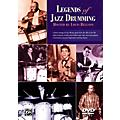 Alfred Legends of Jazz Drumming DVD thumbnail