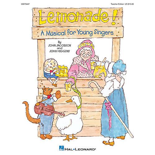 Hal Leonard Lemonade! (Musical) ShowTrax CD Composed by John Higgins