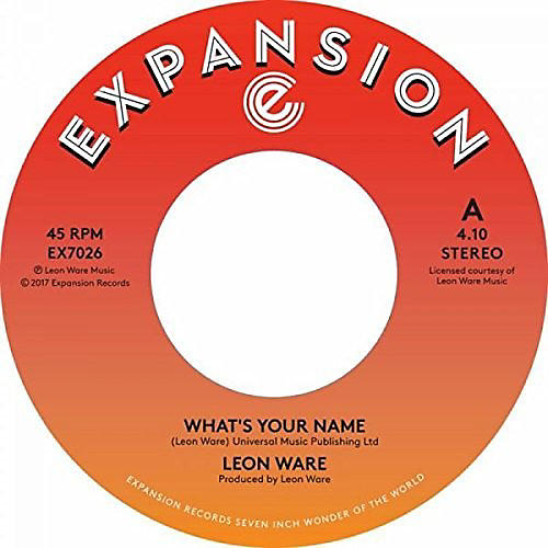 Alliance Leon Ware - What'S Your Name / Inside Your Love