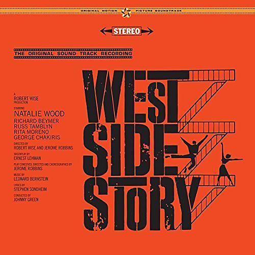 Alliance Leonard Bernstein - West Side Story (Original Soundtrack)