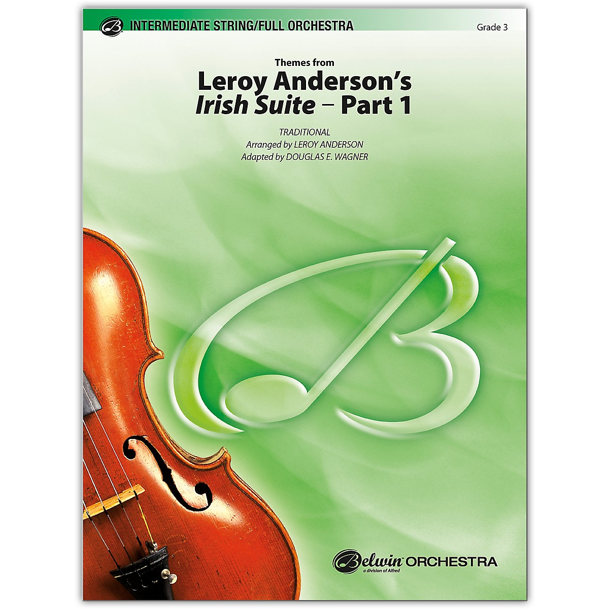 BELWIN Leroy Anderson's Irish Suite, Part 1 (Themes from) 3