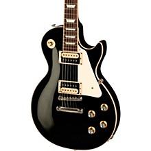 Les Paul Classic Electric Guitar Ebony