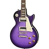 Epiphone Les Paul Classic Worn Electric Guitar Worn Purple