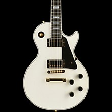 Gibson Custom Les Paul Custom Electric Guitar Alpine White