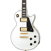 Les Paul Custom Electric Guitar Alpine White