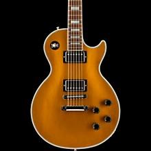 Gibson Custom Les Paul Custom Mahogany Top Electric Guitar TV Antique Gold