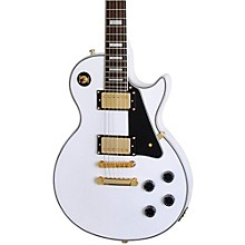 Les Paul Custom PRO Electric Guitar Alpine White