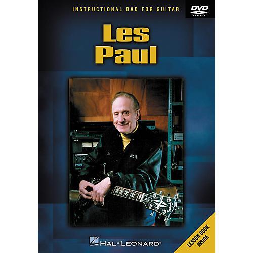 Hal Leonard Les Paul (DVD)
