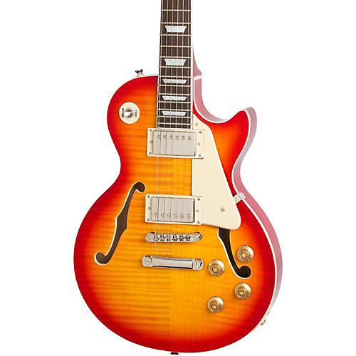 epiphone les paul es pro hollowbody electric guitar faded cherry sunburst guitar center. Black Bedroom Furniture Sets. Home Design Ideas