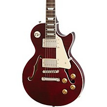 Les Paul ES Pro Hollowbody Electric Guitar Wine Red
