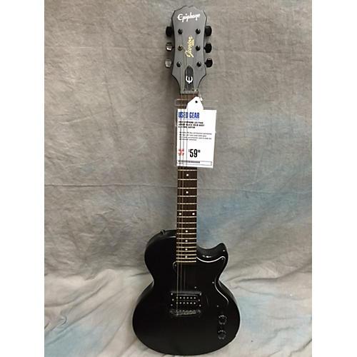 Epiphone Les Paul Junior Black Solid Body Electric Guitar