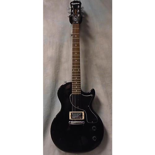 Epiphone Les Paul Junior Single Cut Black Solid Body Electric Guitar