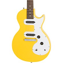 Les Paul Melody Maker E1 Electric Guitar Natural Yellow Sun