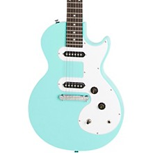 Les Paul Melody Maker E1 Electric Guitar Turquoise