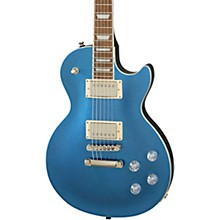 Les Paul Muse Solid Body Electric Guitar Radio Blue Metallic