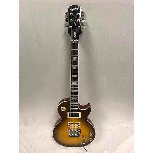 Epiphone Les Paul Plus Top Pro/FX Solid Body Electric Guitar