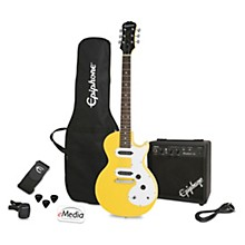 Les Paul SL Player Pack Yellow