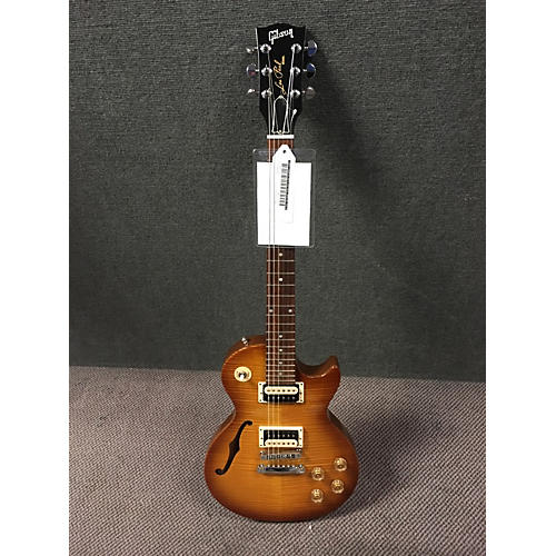 used gibson les paul special aaa semi hollow hollow body electric guitar guitar center. Black Bedroom Furniture Sets. Home Design Ideas
