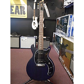 Les Paul Special Double Cut : used gibson les paul special double cut solid body electric guitar faded blue guitar center ~ Russianpoet.info Haus und Dekorationen