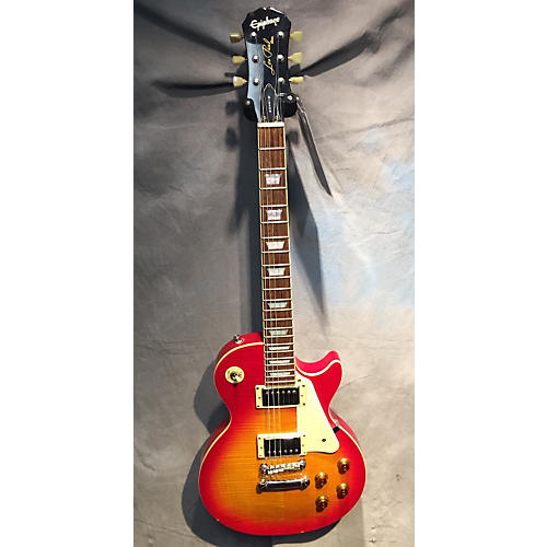 Epiphone Les Paul Standard Heritage Cherry Sunburst Solid Body Electric Guitar