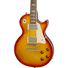 Les Paul Standard Plain Top Electric Guitar Faded Cherry Sunburst