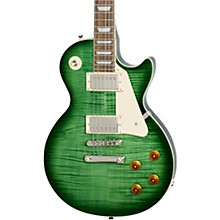 Les Paul Standard PlusTop Pro Electric Guitar Green Burst