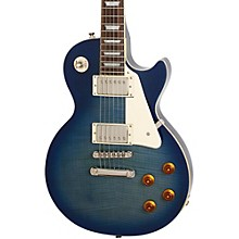 Les Paul Standard PlusTop Pro Electric Guitar Translucent Blue