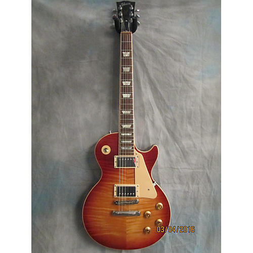 Gibson Les Paul Standard (Refinished Back And Neck) Solid Body Electric Guitar