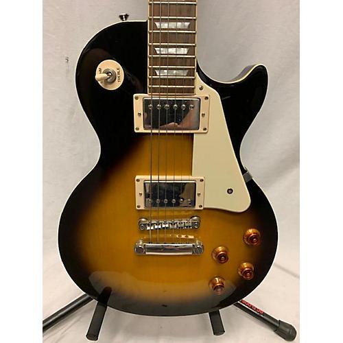 used epiphone les paul standard solid body electric guitar 2 color sunburst guitar center. Black Bedroom Furniture Sets. Home Design Ideas
