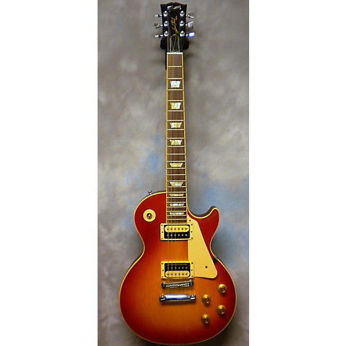 Gibson Les Paul Standard Traditional Pro Cherry Sunburst Solid Body Electric Guitar