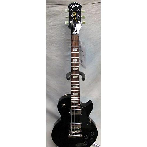 Epiphone Les Paul Studio Deluxe Ebony Solid Body Electric Guitar