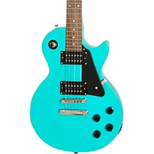 Les Paul Studio Electric Guitar Turquoise