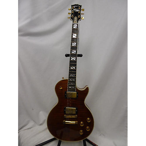 used gibson les paul supreme solid body electric guitar root beer guitar center. Black Bedroom Furniture Sets. Home Design Ideas