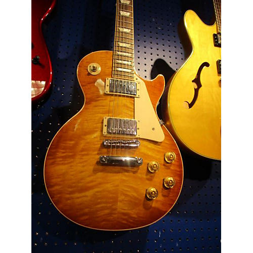 Gibson Les Paul Traditional Caramel Burst Solid Body Electric Guitar