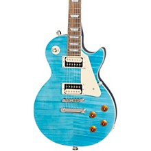 Les Paul Traditional PRO-III Plus Limited Edition Electric Guitar Ocean Blue