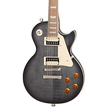 Les Paul Traditional PRO-III Plus Limited Edition Electric Guitar Trans Black
