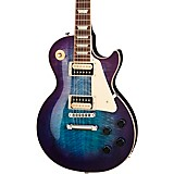 Gibson Les Paul Traditional PRO V Flame Top Electric Guitar Blueberry Burst
