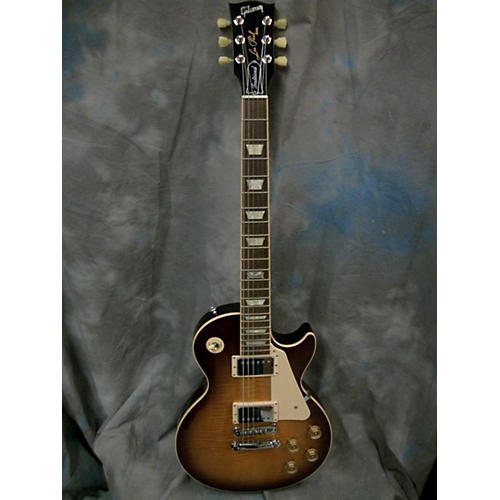 Gibson Les Paul Traditional Plus Solid Body Electric Guitar