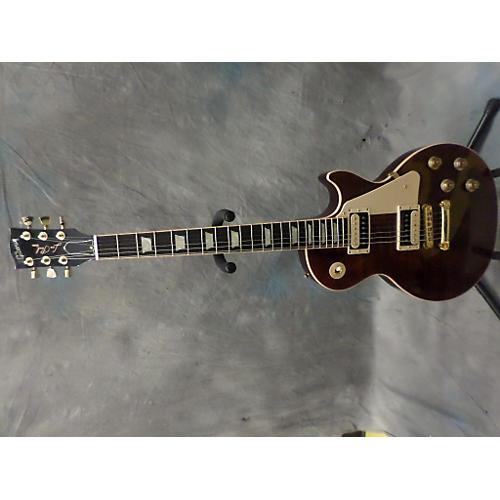Gibson Les Paul Traditional Pro II 1950S Neck Merlot Gold Solid Body Electric Guitar